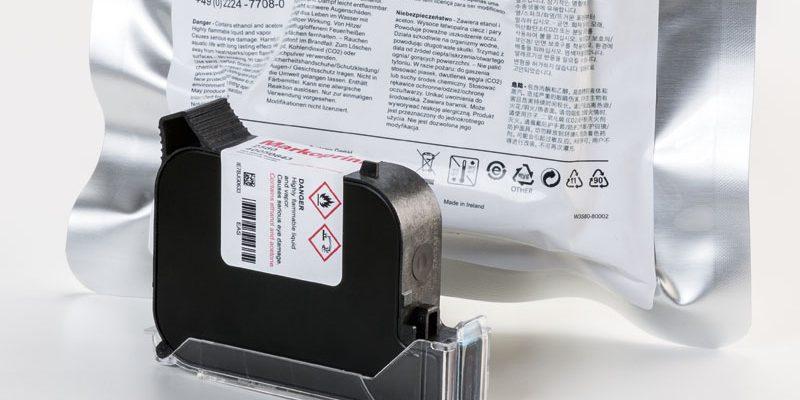 Imprimante jet encre cartouche de Markoprint