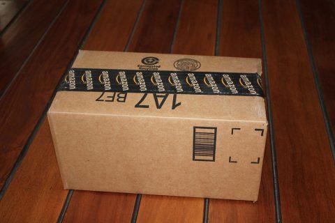Amazon paquet