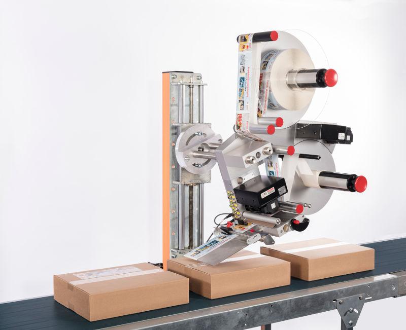 Étiqueteuse Alpha HSM de Weber Marking Systems