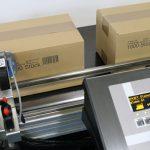 Imprimante jet d'encre piézoélectrique Markoprint pour le marquage de cartons