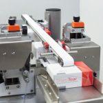 Étiqueteuse Tamper Evident de Weber Marking Systems France